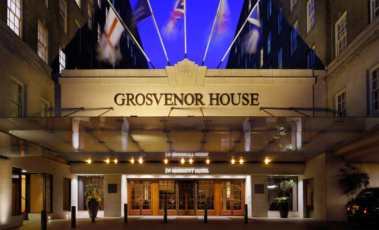 The Grosvenor House Ballroom